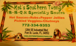 Kat's Southern Twang BBQ and Speciality Sauces